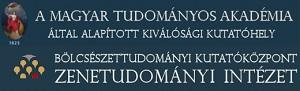 Magyar Tudományos Akadémia Zenetudományi Intézet